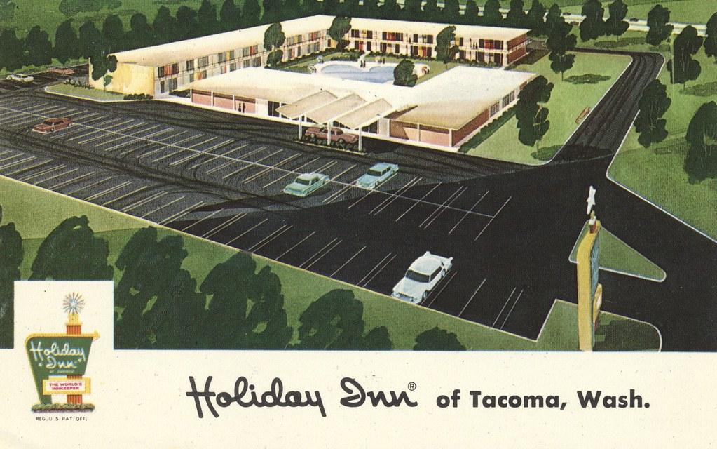Holiday Inn - Tacoma, Washington