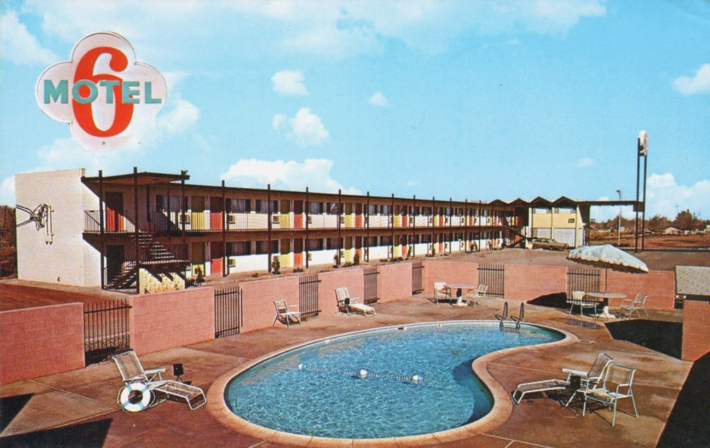 Motel 6 - Winslow, Arizona