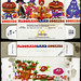 McDonald's - McDonaldland Cookies box - top-to-bottom - 1972