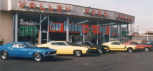 Valley Ford Sales Yakima Wa 1970 Bill Cook Flickr