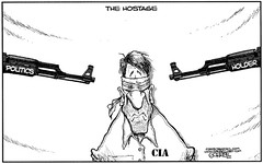 The Hostage CIA