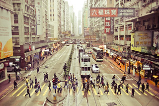 Ordinary working day at Causeway Bay | by ルーク.チャン.チャン