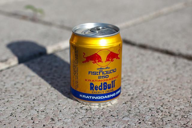 Krating Daeng (Thai Red Bull)