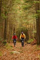 Riding along at the Brant Tract | by Explore The Bruce