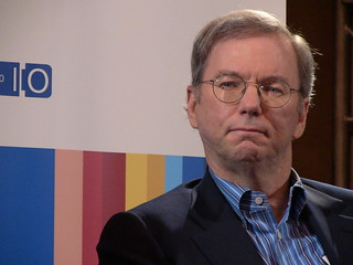 Google CEO Eric Schmidt | by privateidentity