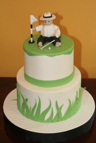 Raleigh Fondant Cake