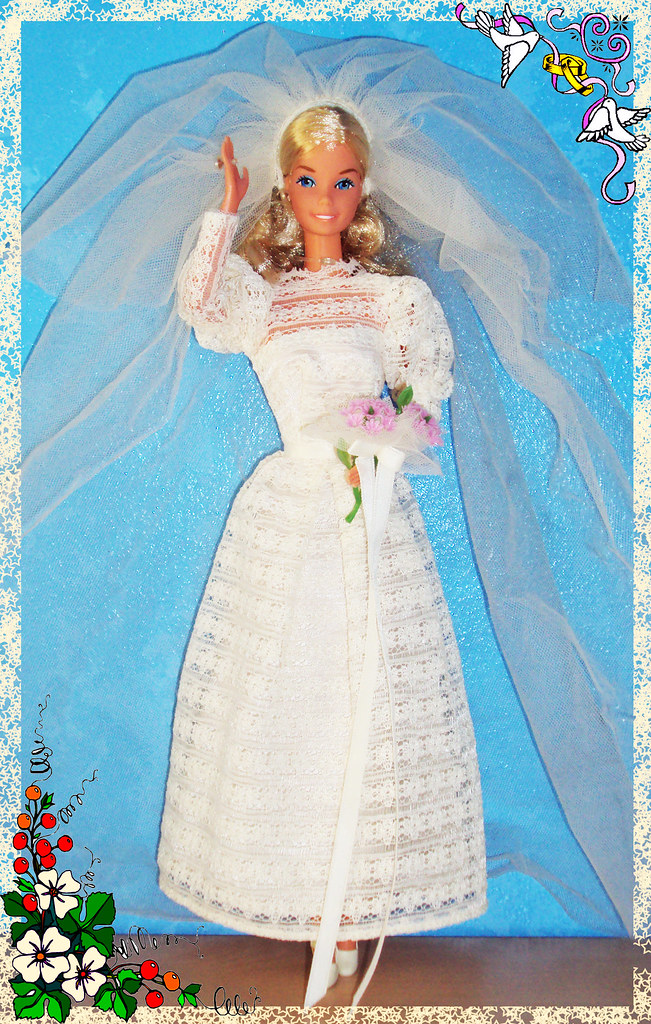 This Item Beautiful Bride Barbie 84