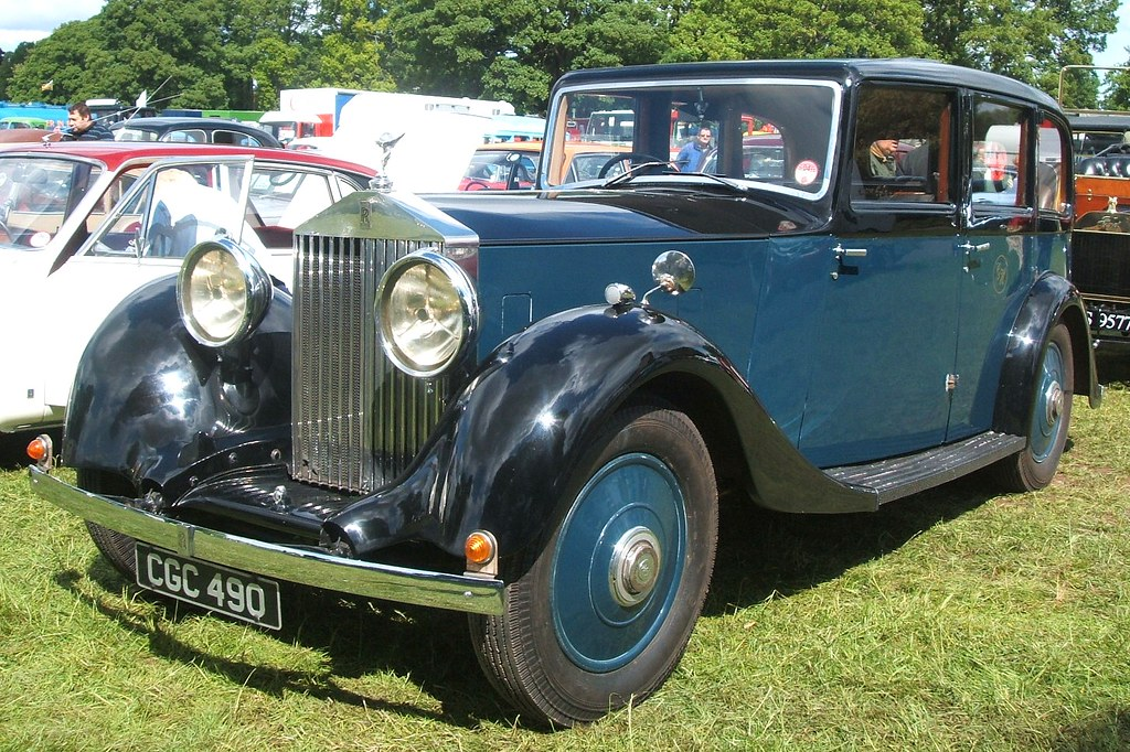 rally carlisle Vintage