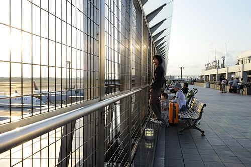 Narita Airport Terminal 1 Observation Deck DSC6778 | by KWsideB