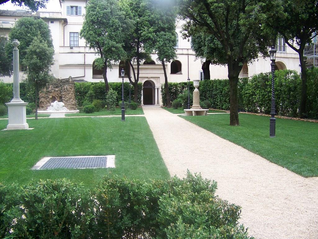 Giardini del quirinale stefano petroni flickr - I giardini del quirinale ...
