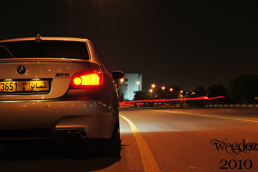 Owns The Night Khalid S Bmw M5 E60 Weedoz Flickr