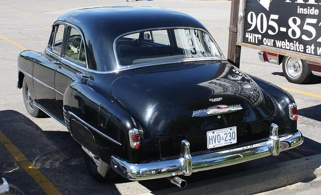 1952 chevrolet styleline deluxe 4 door explore carphoto for 1952 chevy 4 door