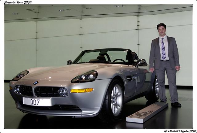 Bmw Z8 James Bond 007 Bmw Museum Micha 235 L Flickr