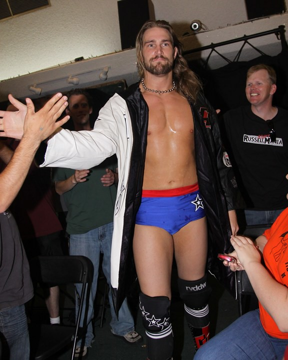 Chris Hero Pwg