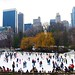 Central Park - Ice Skating