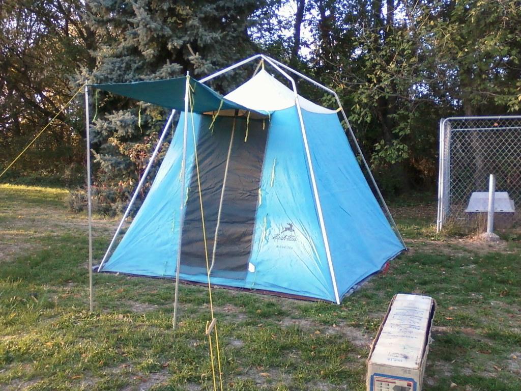 ... Vintage Hirsch Weis Umbrella Tent | by Panther Combo & Vintage Hirsch Weis Umbrella Tent | Richard DeMartino | Flickr