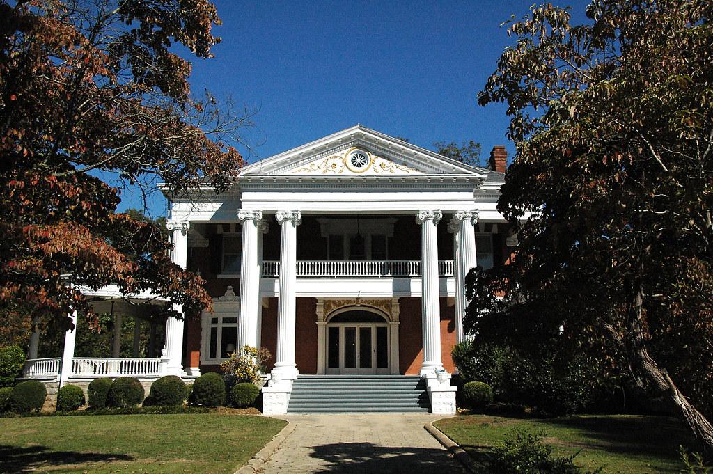Henry Samuel Rumph House 1904 Marshallville Macon