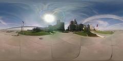 rincon park at folsom and embarcadero, south beach, sf by manyone1