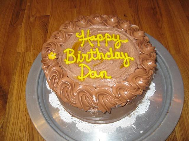Birthday Cake Images For Daniel : Dan s birthday cake Flickr - Photo Sharing!