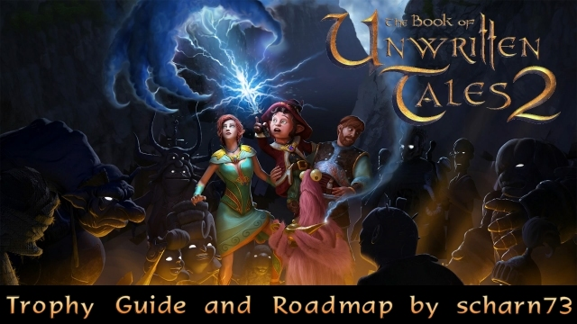 the book of unwritten tales 2 trophy guide and road map rh playstationtrophies org
