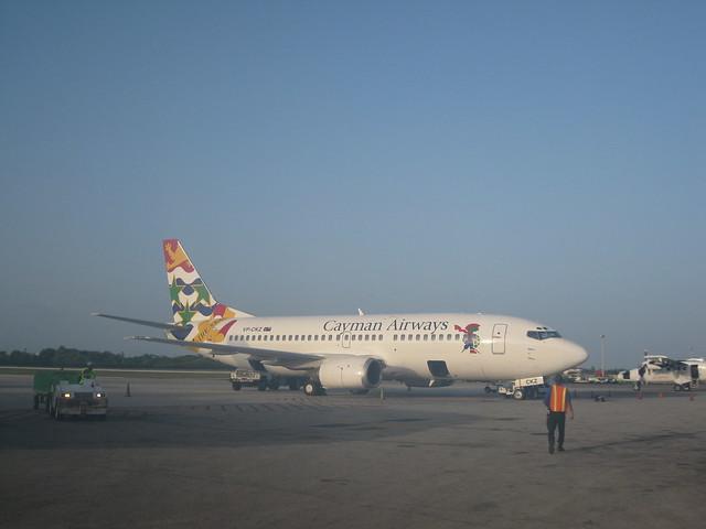 Cayman Airways Food Service