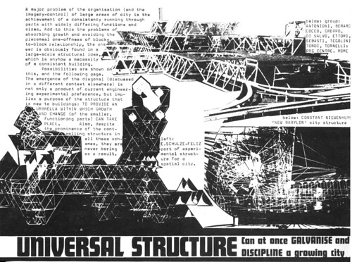 Archigram 5, Autumn 1964, page 10 | by Iqbal Aalam