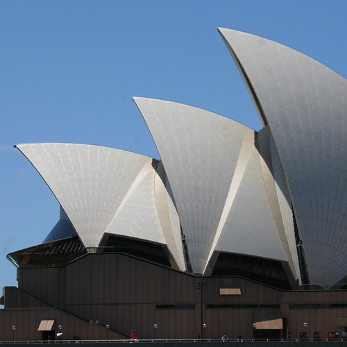 Sydney Opera House - Roofline | by Heaven`s Gate (John)