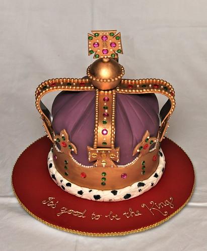 King Crown Cake Pan