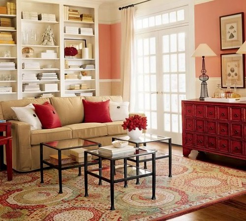Red Tan Inspirationfordecorationsearchupd. Decorating With Shades Black Red  Living Room