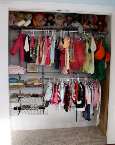 Sara S Little Girl S Closet Makeover Today S Post Comes