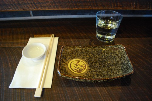 place setting ichi ni izakaya with an extensive. Black Bedroom Furniture Sets. Home Design Ideas