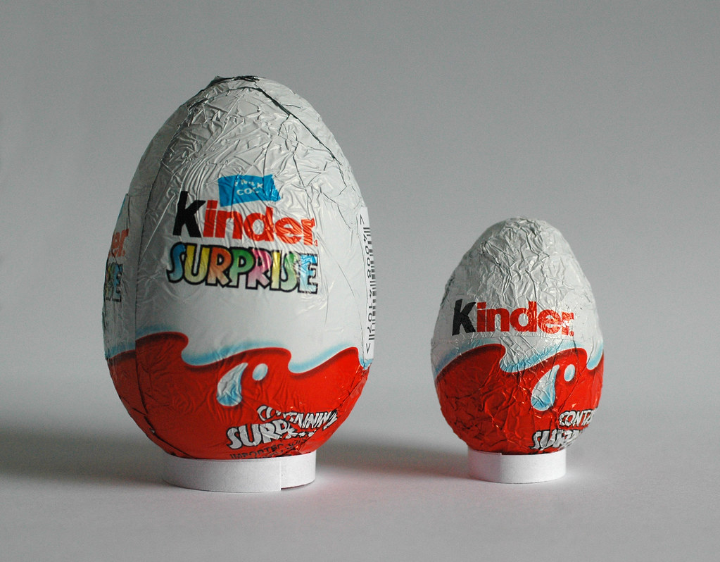 Meta kinder egg toy | One of