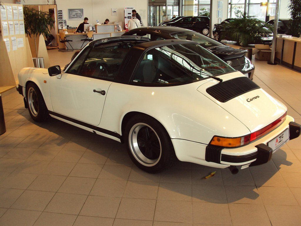 porsche 911 carrera targa audi zentrum flensburg flickr. Black Bedroom Furniture Sets. Home Design Ideas