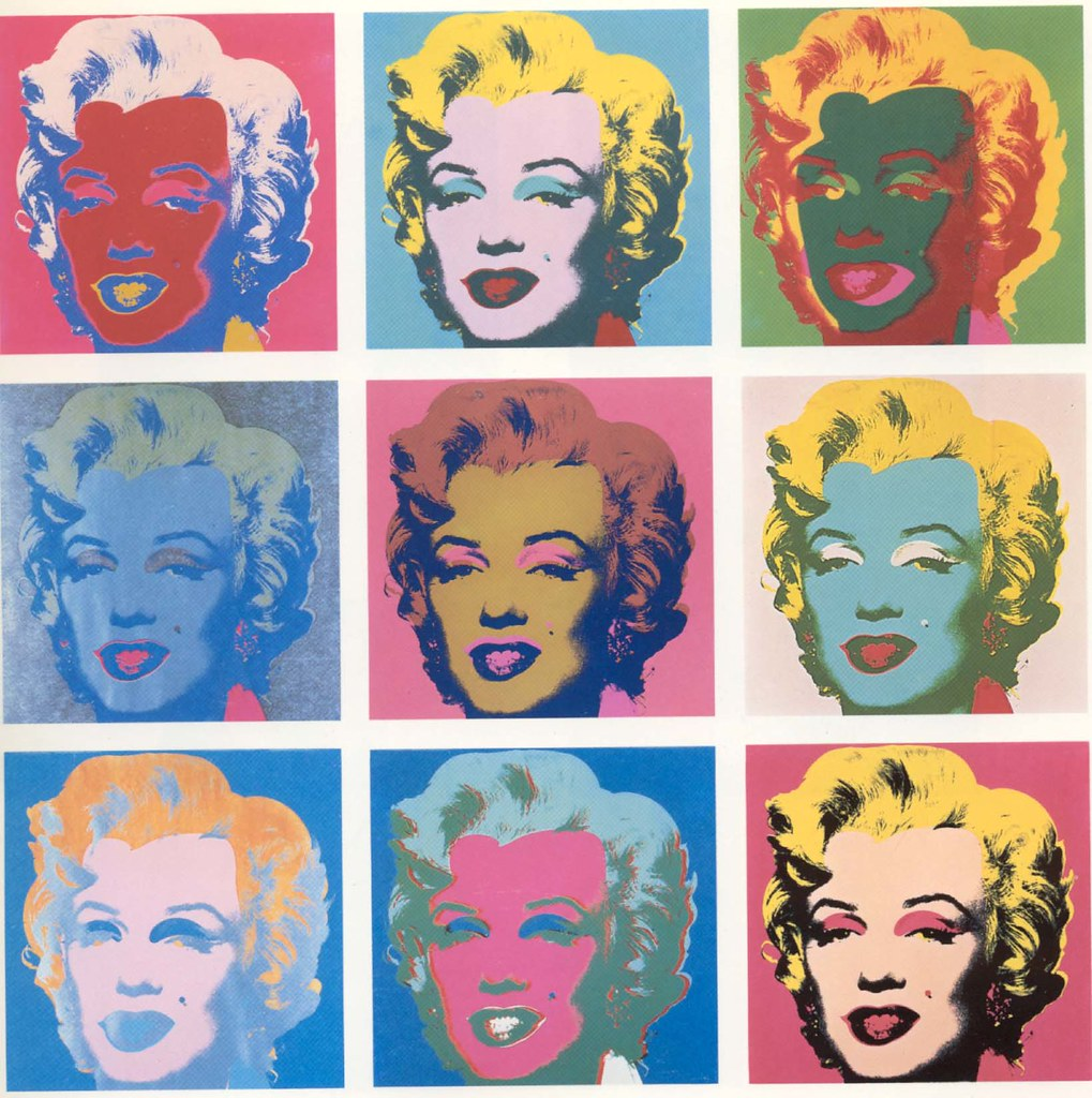 andy warhol marilyn monroe 1967 rael garcia arnes flickr. Black Bedroom Furniture Sets. Home Design Ideas