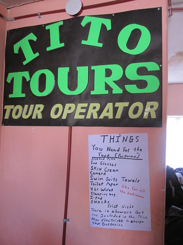 Tito Tours | by veganbackpacker