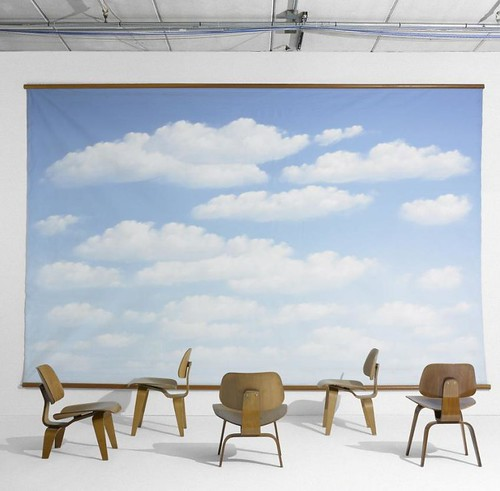 Eames cloud backdrop | by douglasspics