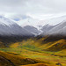 Snow Line at the Tibetan Plateau