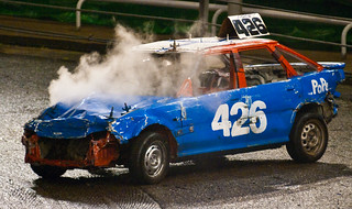 Spedeworth Motorsports Banger Racing | by Chris Turner Photography