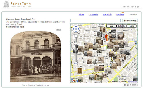 SepiaTown Example - Downtown San Francisco | by Si1very