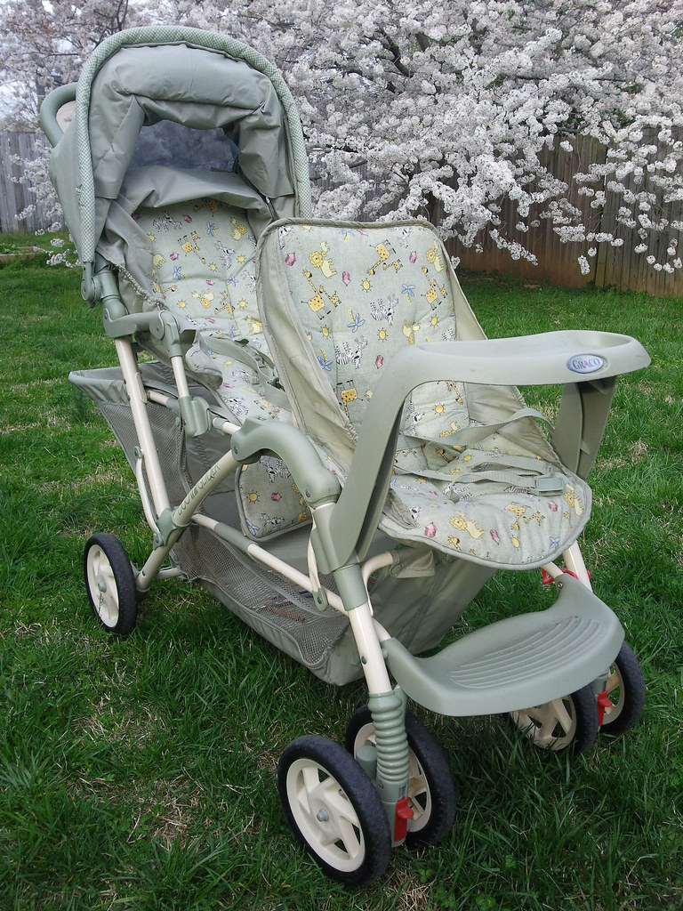 Graco Double Stroller That Fits Car Seat