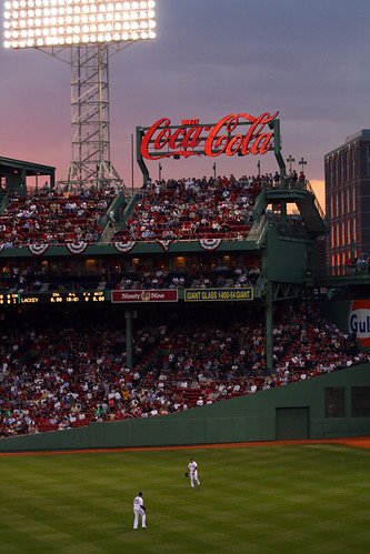Twilight at Fenway | by ConfessionalPoet