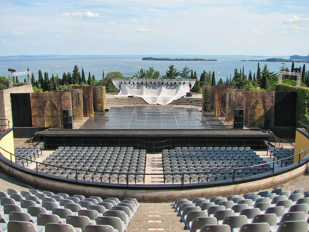 Image result for amphitheatre vittoriale