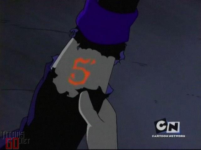 Teen Titans - Raven  Got The Photo From Wwwtitansgonet -6203