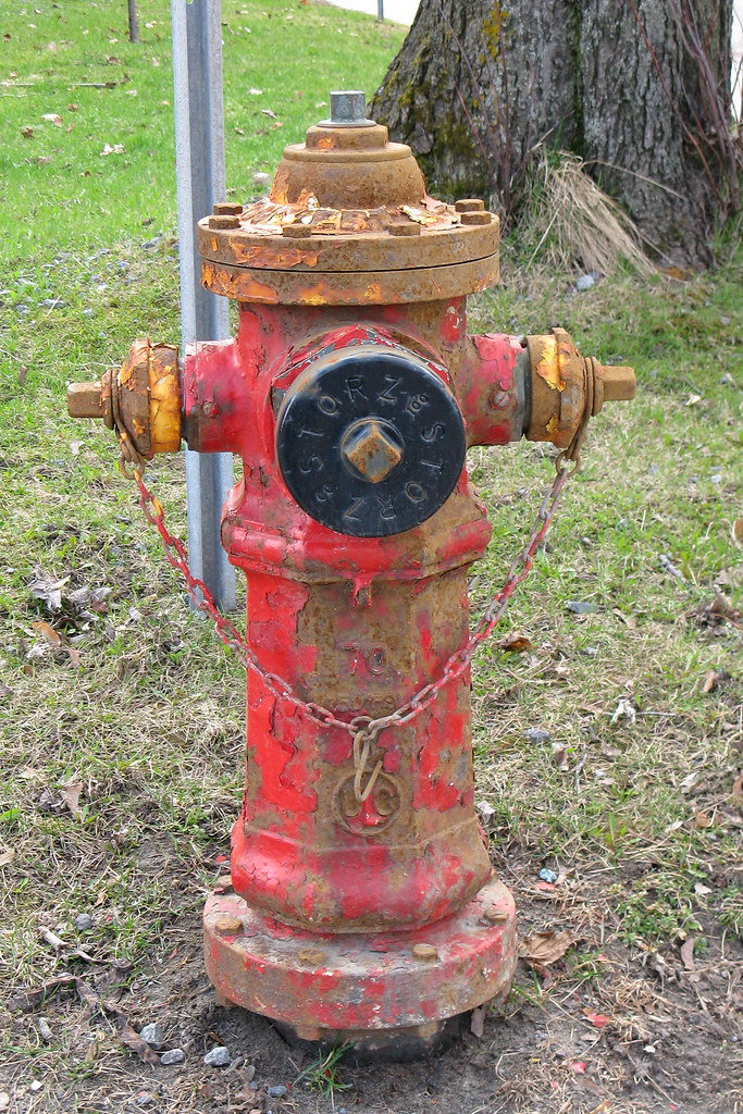 Borne-fontaine - Fire Hydrant | Location : Quebec City (QC ...