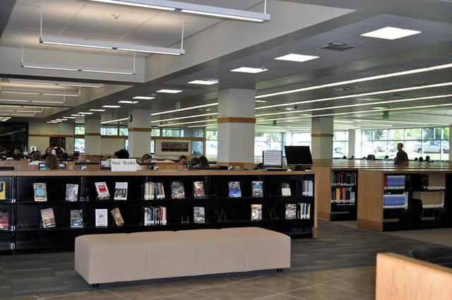 utah valley university library information commons with co flickr