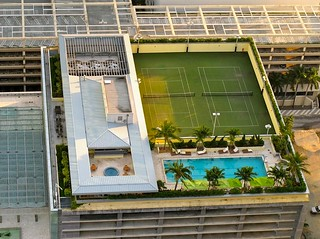 Sport and Relax on Conrad Rooftop Brickell | by Eric Demarcq