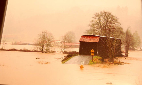 Grays River Covered Bridge | by kitchenmage