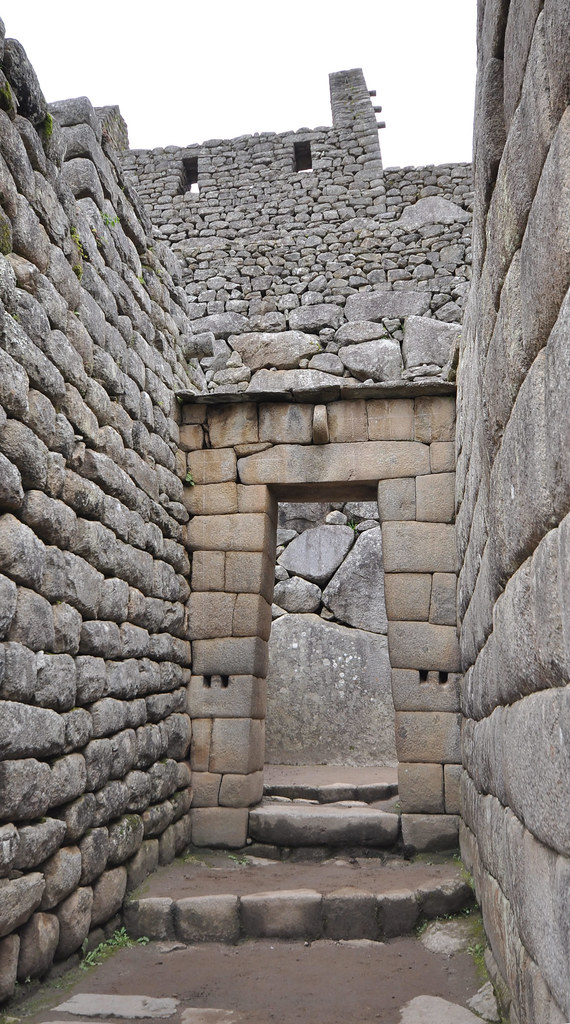Granite Stone Machu Picchu : Inca architecture the use of dry stone walls ashlar