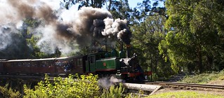 Puffing Billy | by Huffle Mawson