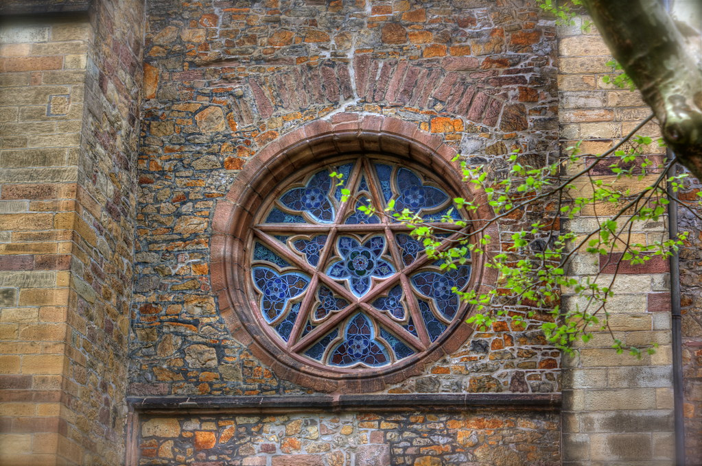 Pentagramm An St Marien In Lemgo De Wikipedia Org Wiki
